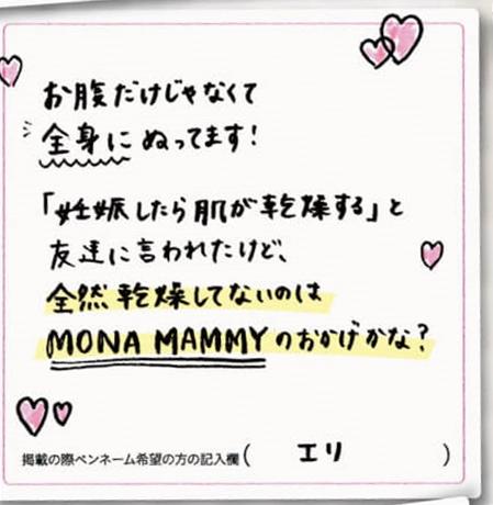 モナマミーの口コミ-3