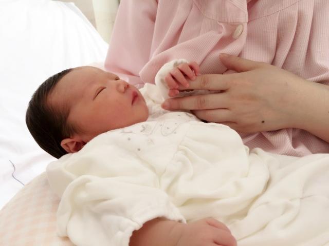 産後の写真