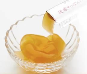 琉球すっぽんのコラーゲンゼリーのゼリーの画像